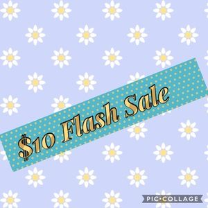 🚨🚨$10 Closet Sale for the next 10 hours!!🚨🚨